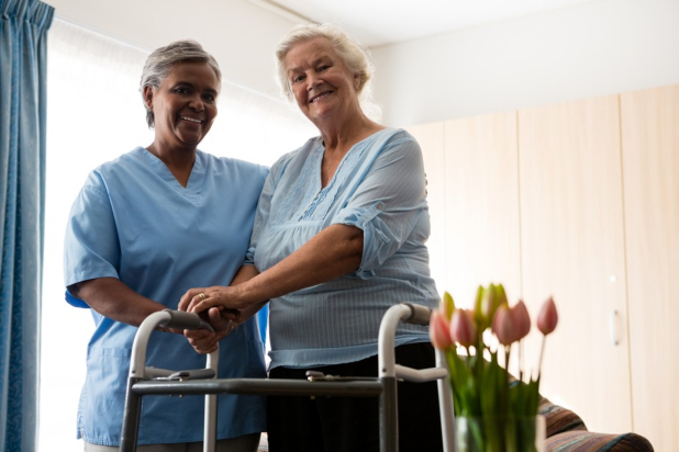 The Perks of Having a Caregiver